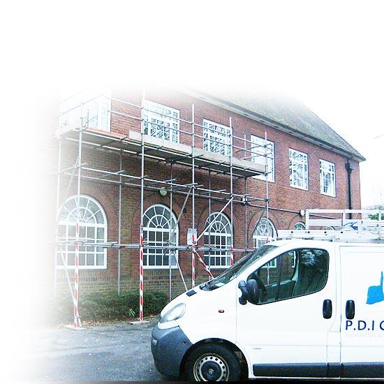 Light Industrial Units Hampshire: Southampton / Hampshire Broken Window Repairs By PDI